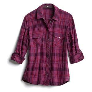 Boylen Flap Pocket Button Down Shirt